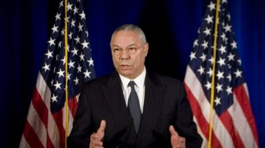 Colin Powell, first Black secretary of state, dies at age 84