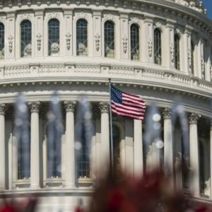 Democrats look to compromise on scaled-back spending plan