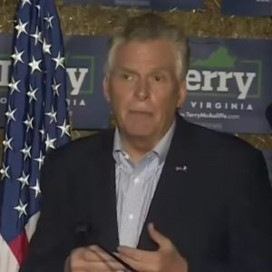 Local Matters: Prominent Democrats stump for McAuliffe in Virginia governor's race