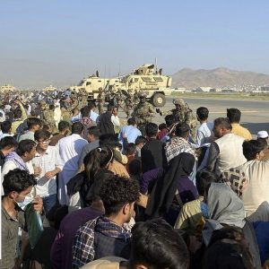 How many civilians are still left in Afghanistan?