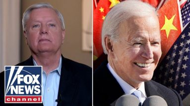 Lindsey Graham blames Biden for allowing China to leapfrog US