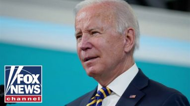 'The Five' react to Biden's plummeting approval rating