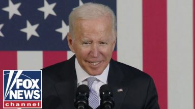 'The Five' react to inflation panic and Biden failure to sell agenda